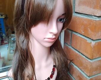 wig brown wig wigs fashion cosplay