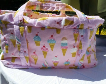Ice Cream Doll Carrier, Cute as can be!!!