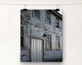 Architectural Photography, San Francisco, Alcatraz Prison, Door