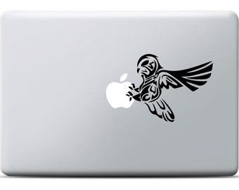 Owl Sticker for your MacBook