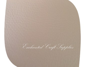 Pale Pink Leatherette Fabric