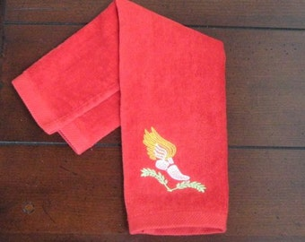 Custom Embroidered Running Towel Sports Towel Running Towel Track