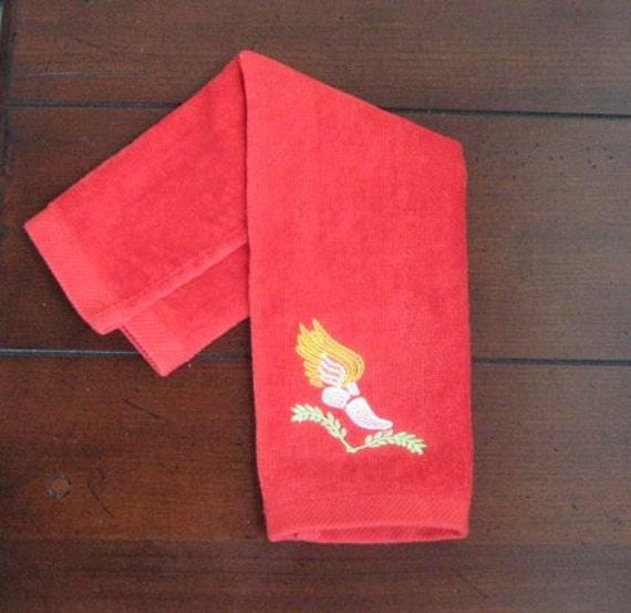 Custom Embroidered Running Towel Sports Towel Running Towel