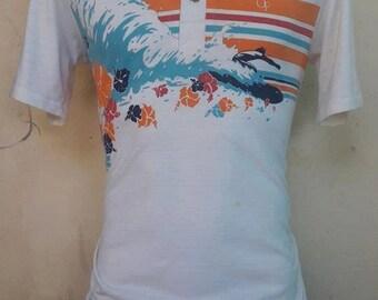 Ocean pacific Surf Polos t-shirt