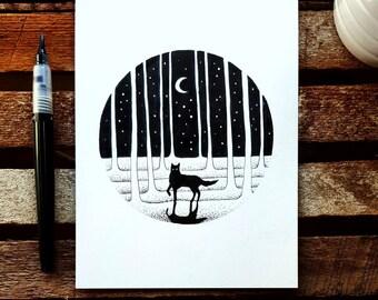 Wild Thing - Art Print
