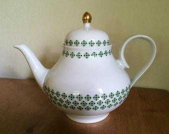 Mid Century teapot by Eschenbach porcelain
