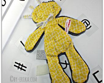 Smorglub bigoudou labels yellow L