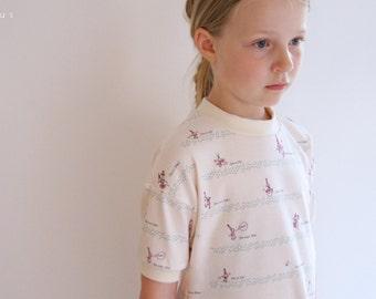 organic cotton night dress for girls