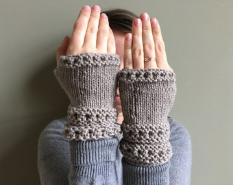 Ready to Ship | Gray Handwarmers