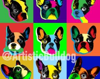 Custom Pop Art of your pet