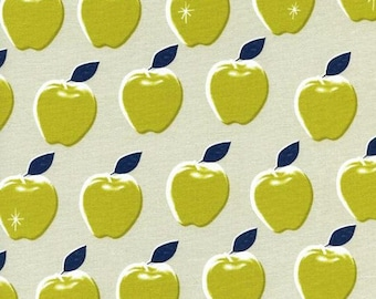 SALE Melody Miller Picnic Apple fabric/Cotton and Steel Fabric Canada/ half yard