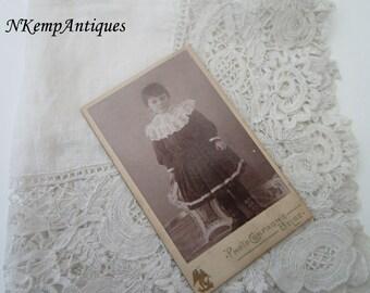 Antique photograph 1880
