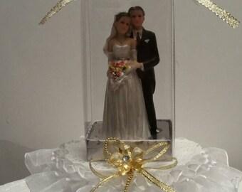 Wedding Cake Topper Centerpiece