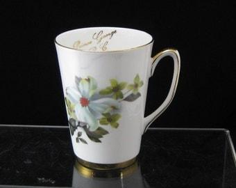 Dogwood Flower Mug Etsy