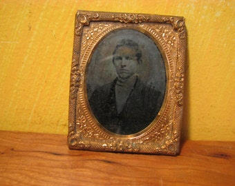 Antique Ambrotype/Daguerreotype