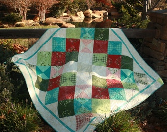 Granny's Quilt DIGITAL pdf Pattern by Cora's Quilts (#1005)