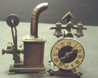 Final Clearance -Play Me  Pencil Sharpeners,  Clock and Reel