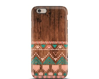iPhone 7 Plus case, iPhone 6 case, iPhone 5 case, iPhone 5s case, iPhone 7 case, iPhone 6s, iPhone 7, iphone case, phone case - Aztec