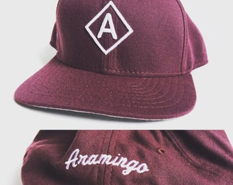 Aramingo Snapback Cap Local Pickup / Delivery Only