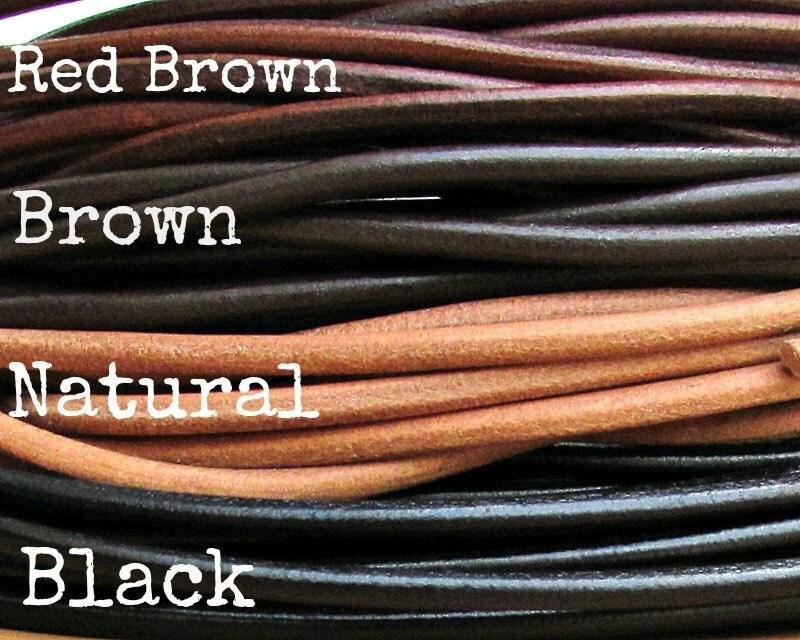 mens bracelet leather leather bracelet black brown. Black Bedroom Furniture Sets. Home Design Ideas