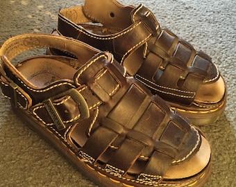 90's Doc martens sandals size 8