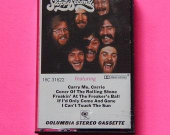 Dr. Hook Sloppy Seconds Cassette Tape 1972 Music