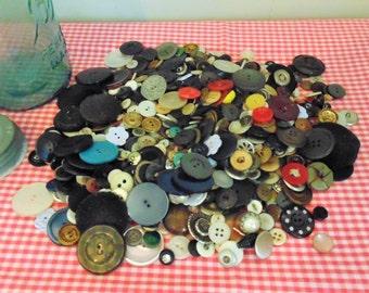 Vintage Ball Jar Buttons Vintage Buttons Mason Jar Vintage Button Jar
