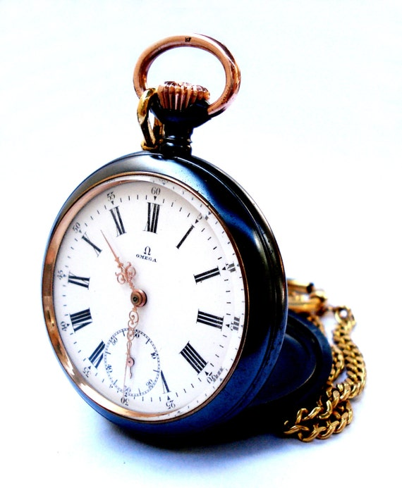 how to care for antique open face pocket watch
