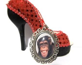 Chimp Pendant