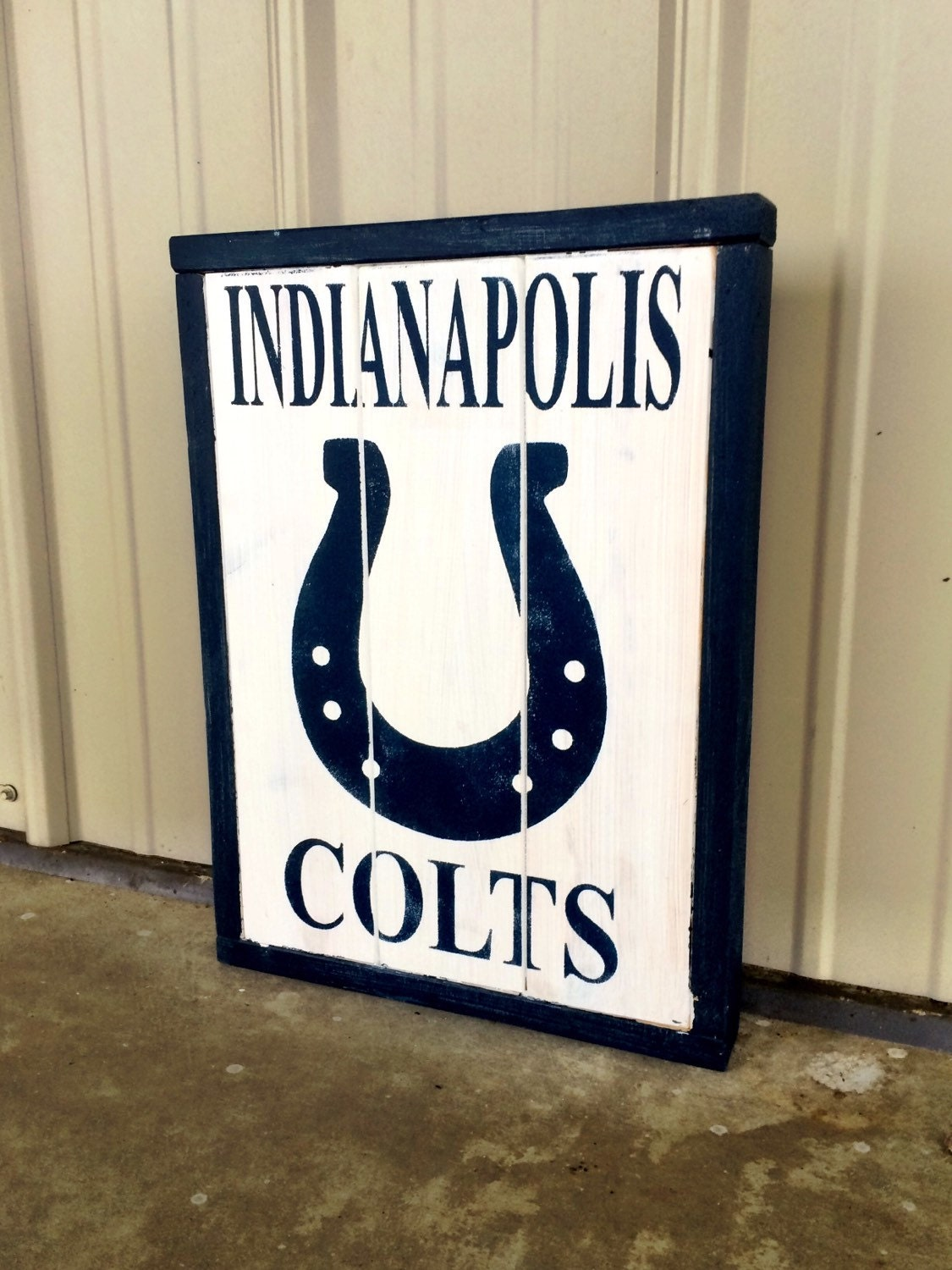 Colts bathroom decor -  Zoom