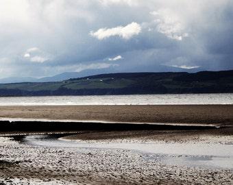 Digital Download Scottish Seascape Fine Art Photgraph