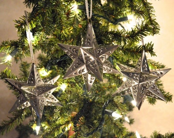 Star Ornament - Great for party favors!
