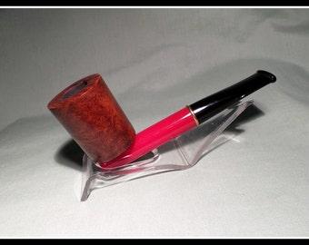Stanwell Harlekin New Old Stock Red Shanked Dublin Modular Pipe –Very Rare
