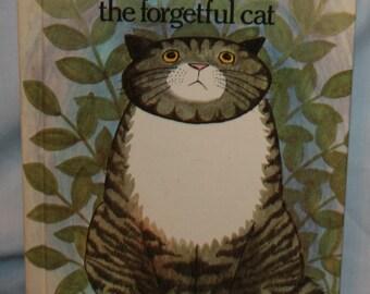 Mog The Forgetful Cat Judith Kerr 1972 Vtg Vintage Hard Cover Hardcover Parents Magazine Press