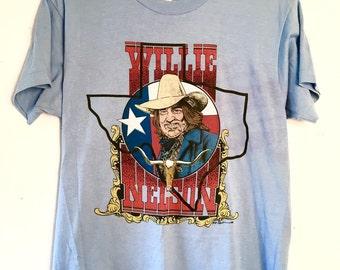 Vintage Willie Nelson Shirt