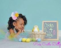 Easter dress,pastel dress, infant tutu dress,baby girl dress,girl pageant dress,handmade girl dress,girl clothing,girl clothes,free shipping