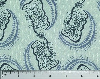 HALOS SATEEN - PUDDLE - by Anna Maria Horner for Free Spirit Fabrics