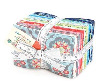 Manderley Fat Eighth Bundle by Franny & Jane for Moda Fabrics SKU 47500f8