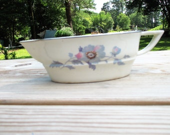 Bryn Mawr by Salem China Co Gravy Boat