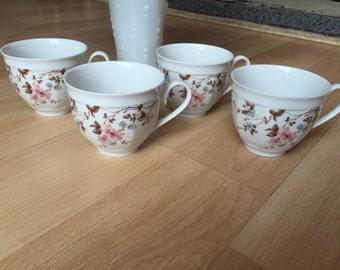 Vintage Winterling Scwarzenbach teacups