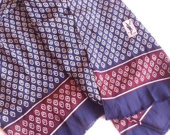 Silk scarf YSL Vintage YSL Women's Silk Scarf