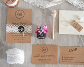 Printable Invitations cards , printable wedding suite, unique save the dates invitations, wedding shower invitation