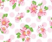 Sew 'N Sew - Doopsy Daisy Pink Lemonade by  Chloe's Closet for Moda, 1/2 yard, 33184 11