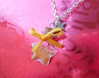 "Necklace ""Star"""