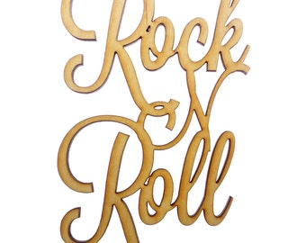 Rock N Roll Ornament - Rock N Roll Gifts - Rock N Roll - Rock N Roll Decor