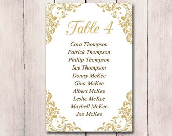x table numbers  etsy, invitation samples