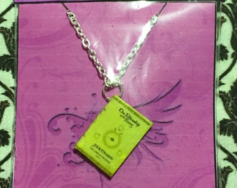 The Fellowship of the Ring Necklace.
