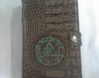AA leather Big Book cover
