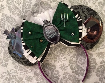 Haunted House Inspired 'Dimensional Headband'