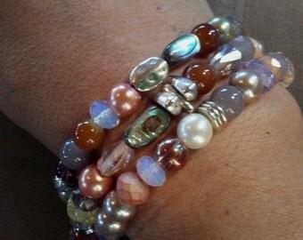 One of a Kind Necklace/ Bracelet #824